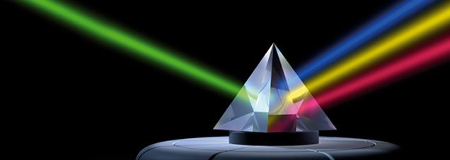 Not actually a prism, LOL.